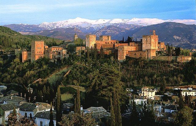Restaurantes con encanto Granada