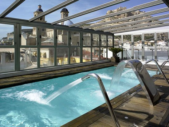 Hospes Amerigo hotel romantico alicante