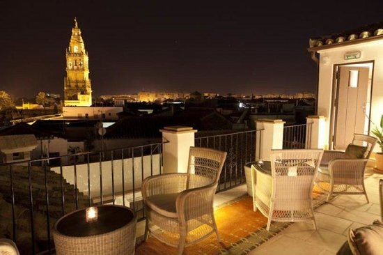 Hotel romantico balcon de cordoba
