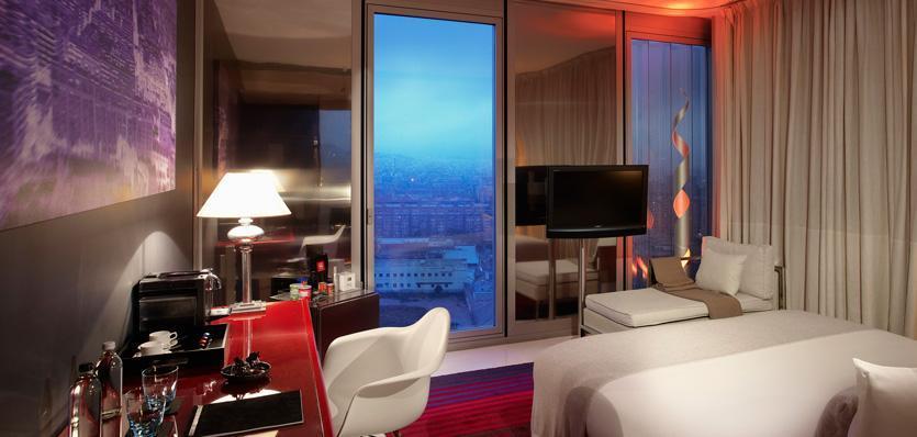 hoteles con jacuzzi bcn: