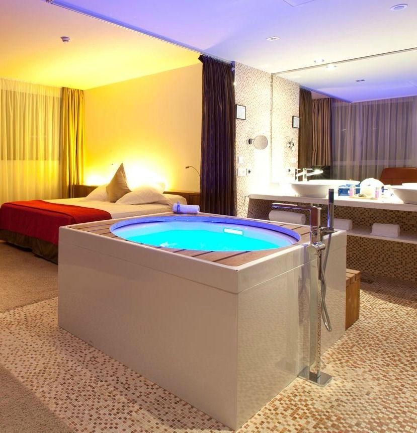 jacuzzi privado hotel sevilla