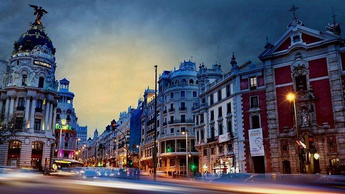 escapada fin de semana en Madrid