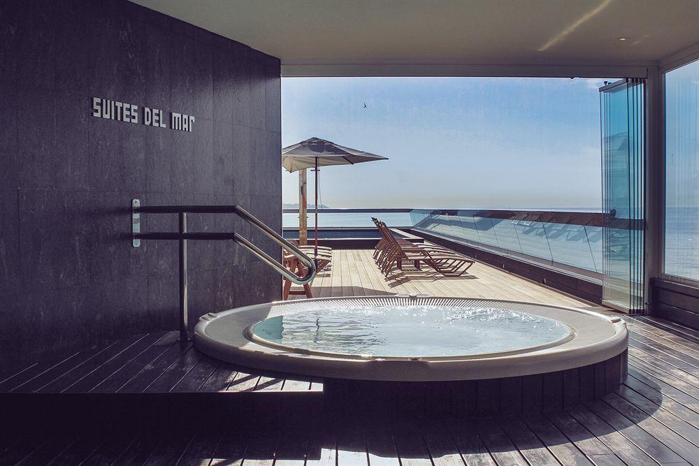 Sercotel Suites del Mar romantico hotel alicante