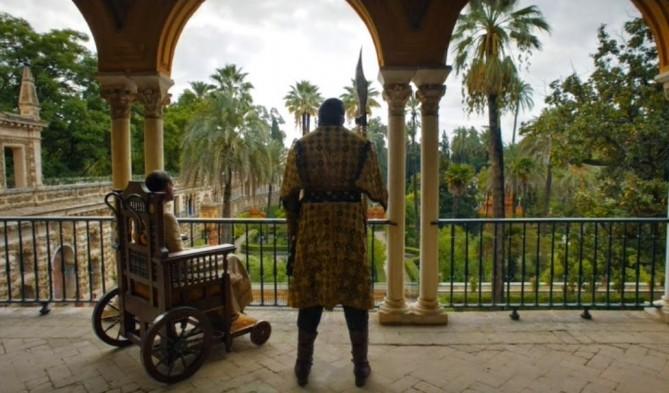 TOUR JUEGO DE TRONOS EN EL ALCÁZAR Sevilla