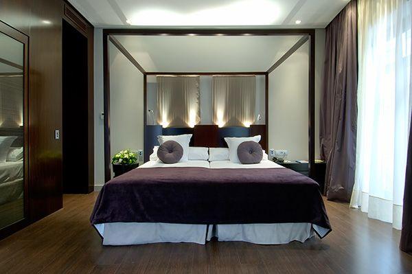 Hotel romantico Vincci Palace