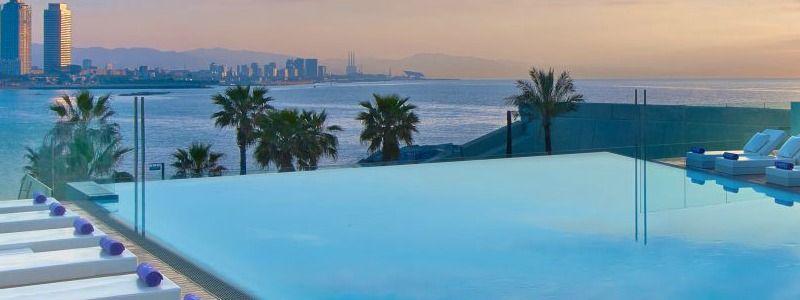 Hotel W Barcelona el hotel con las mejores vistas y de más lujo en barcelona